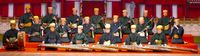 重文の誇り 胸に/舞踊・地謡26人が13演目/琉球舞踊保存会「新保持者お披露目公演」