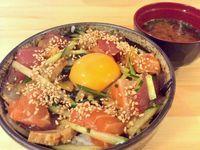 8月限定! ねま寿司(那覇市松山)の海鮮丼を食べてきた 今日もがっつり!運転手メシ(188)