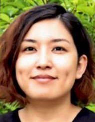 島袋知佳子さん 織物部門準会員