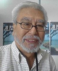 多良間海洋研究所の長岡秀則さん