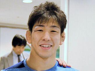 屋比久翔平選手