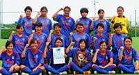 ナビィータU18、6発快勝/サッカー/九州女子ユース県予選