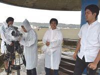 沖縄の若者の基地への思いは? 率直な声伝えたい 岩手の映画監督が撮影