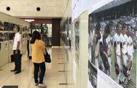 写真展「AIで振り返る戦後沖縄の風景」始まる 27日まで