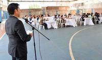 「夢にまい進を」新成人にエール ボリビア・沖縄県人会で新年会