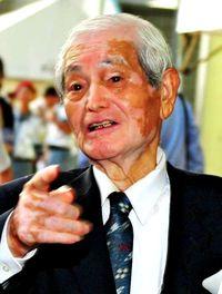 福地曠昭さん死去 沖縄の復帰運動けん引、教育・環境にも取り組む