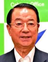 台風対策のインフラ整備に尽力 辺野古は打開策見いだせる 江崎沖縄担当相