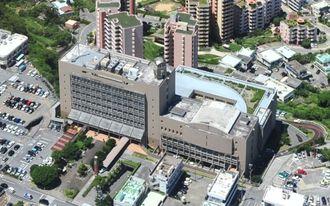 (資料写真)沖縄市役所