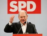 ドイツ、社民党員投票始まる 大連立発足へ最終関門