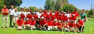 カリフォルニア州でゴルフを学んだエナジックゴルフアカデミーの生徒たち