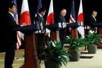 新基地建設で米が釘「さらなる遅れの回避を」日米2プラス2 嘉手納基地めぐり沖縄の懸念伝達