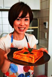 「ananweb」にレシピ掲載、料理の楽しさ伝えたい 沖縄の食文化継承も意欲