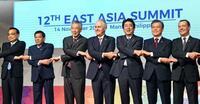 南シナ海問題「懸念」議論 東アジアサミット議長声明