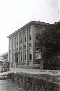 【旧糸満署】戦後も使われた洋風建築