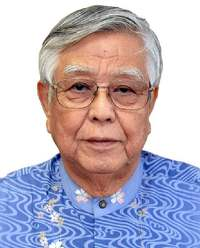 沖縄食糧相談役の古堅雄教氏死去 78歳 社長・会長を歴任
