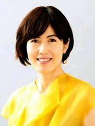 小島慶子さん(提供)