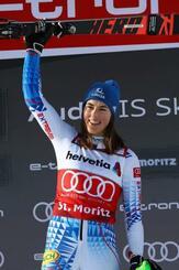 今季初勝利したスロバキアのペトラ・ブルホバ(AP=共同)