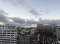 沖縄の天気予報(11月22日~23日)寒気の影響で曇り