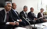 沖縄の9大学などがオスプレイ飛行中止要請