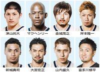 琉球キングス岸本ら8選手契約合意 Bリーグ初陣へ