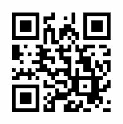 3月5日座間味低空飛行の動画QRコード