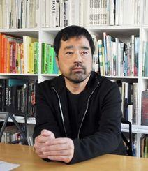 日本建築学会賞を受賞した比嘉武彦さん