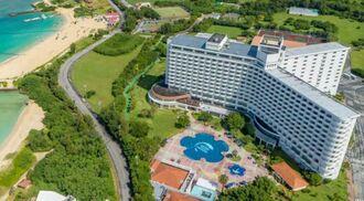 ロイヤルホテル沖縄残波岬(同社HPから)