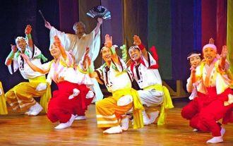 県内3カ所で開催予定の劇団わらび座「遠野物語」(わらび座提供)