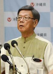 沖縄県の翁長雄志知事