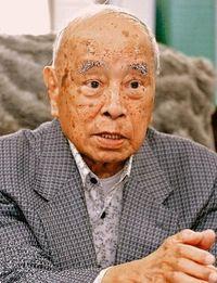 沖縄を語る:大田昌秀さん(88)元沖縄知事