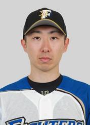 日本ハムの金子弌大投手