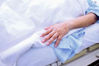 パキスタンで腎移植を受けた東海地方に住む60代男性=6月、愛媛県宇和島市の宇和島徳洲会病院