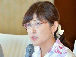 稲田朋美防衛相(2016年9月)
