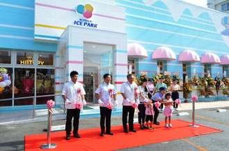 世界で一つだけのアイス作りができる「ICE PARK」がオープン
