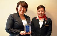 沖縄スパリゾートエグゼス3冠 日本旅行宿泊者アンケート 日航アリビラも総合1位