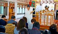 婚活、ここがあったか! 沖縄で「神社コン」好評