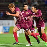 FC琉球4連勝 徳島に2-1 J2第4節