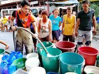 マニラで大規模な計画断水 数カ月、680万人に影響か