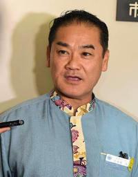 沖縄県知事選に出馬表明した佐喜真氏の一問一答
