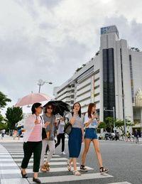 6月の沖縄は暑かった…平均値1.9度高、熱中症229件