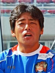 3季指揮を執り、退任するFC琉球の薩川了洋監督