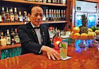 泡盛カクテル 魅力伝え30年/那覇市「Bar Dick」/地元の酒「もっと使って」