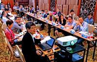 辺野古の今、原点は沖縄戦 北京「沖縄シンポ」基地問題など議論
