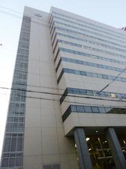 JR西日本の本社=大阪市