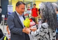 「国際社会は沖縄を見ている。勇気もらった」 山城博治さんら国連報告から帰国