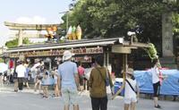 たこ焼き脱税、経営者認める 大阪城公園の茶屋、1億3千万円