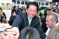 自民、県知事選へ弾み 苦境続く「オール沖縄」 明暗分けた石垣市長選