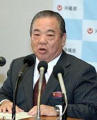 安慶田光男副知事