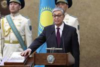 カザフで新大統領が就任 長女は議長、後継視野か