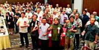 県建築士会・建築士事務所協会 創立60周年の節目祝う